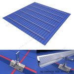 solar universal metal roof mounting system-SPC-RF-CK02A-HR-4
